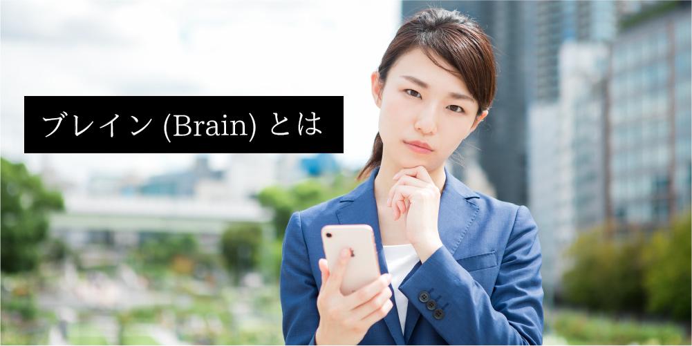 ブレイン(Brain)とは